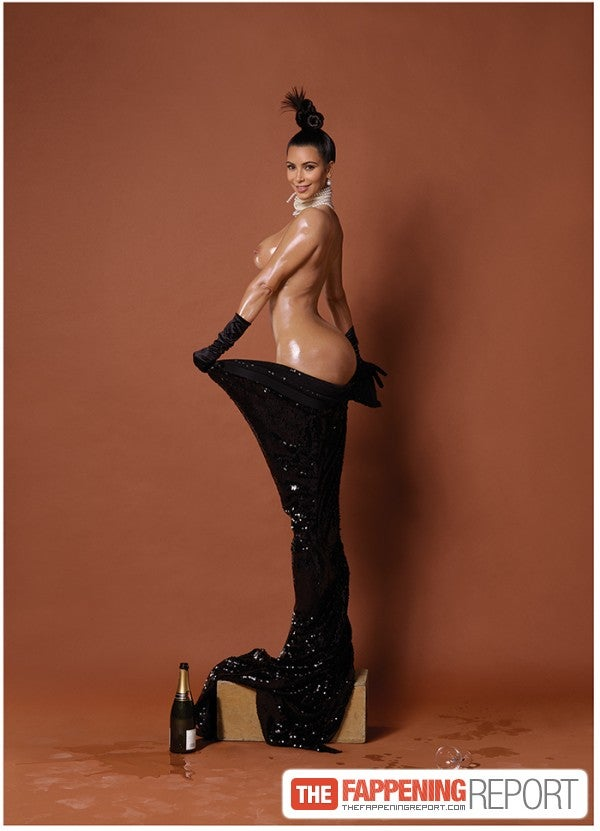After Kim Kardashian Sex Tape Kimkardashianuncut Com Made Her So Famous On The Whole World It Didnt Stop Her