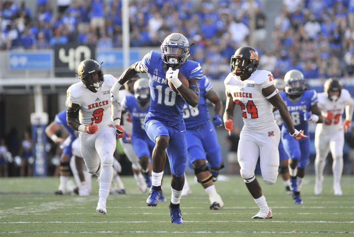 Report Card Grades From Memphis S Big Week One Win Over Mercer