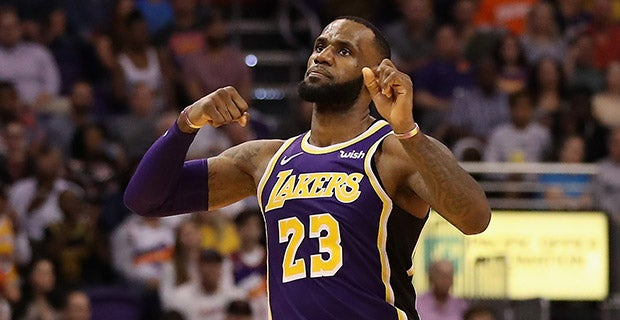 Sportsbook releases their updated odds to win 2018-19 NBA MVP