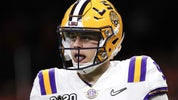Joe Burrow worries about college football's future