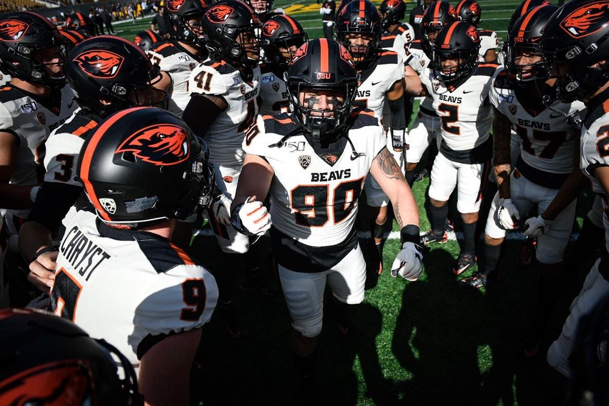 LIVE UPDATES: Oregon State Beavers 14 - Cal Golden Bears 3