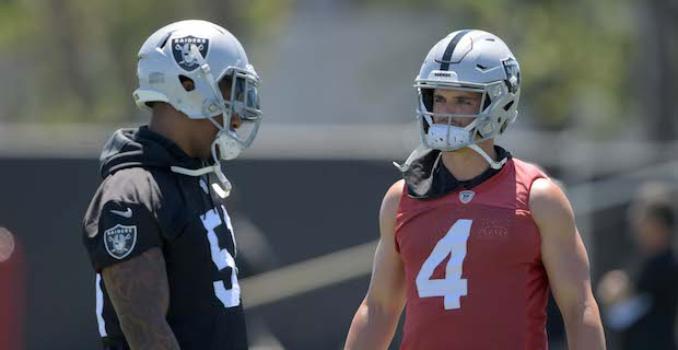 Best moments from Raiders/Lions scrimmage during joint practice