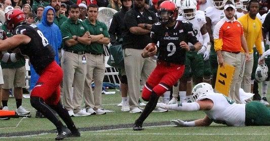 Temple-Cincinnati: Battle of rookie quarterbacks