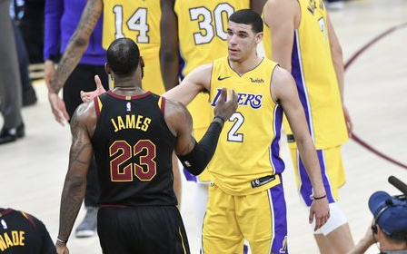 LaVar Ball says Lakers are Lonzo Ball's team