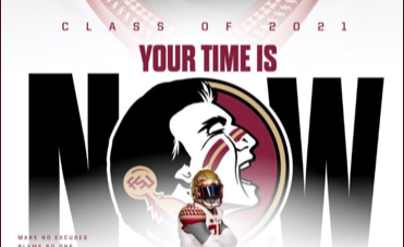 Florida State staff initiates contact with 2021 recruits
