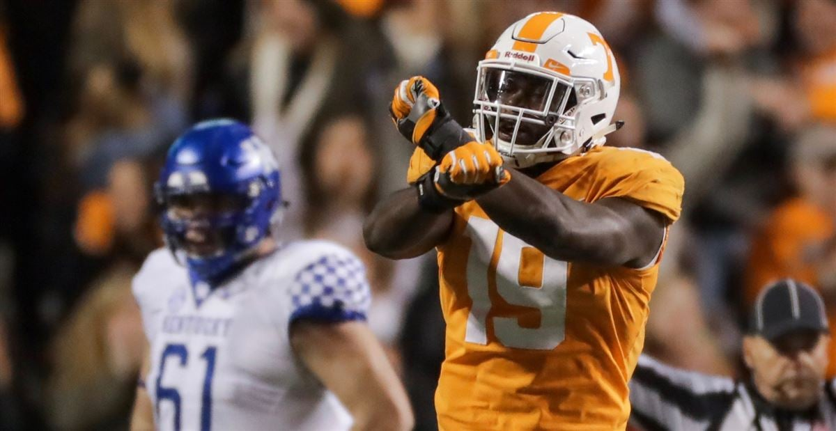 12032a56 Ten Vols who could be picked in the 2020 NFL Draft