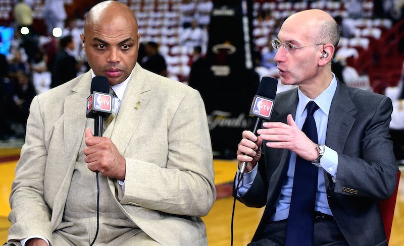 Charles Barkley on his thoughts of retirement from the NBA