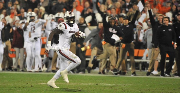 WATCH: Deebo Samuel NFL Combine 40-yard Dash