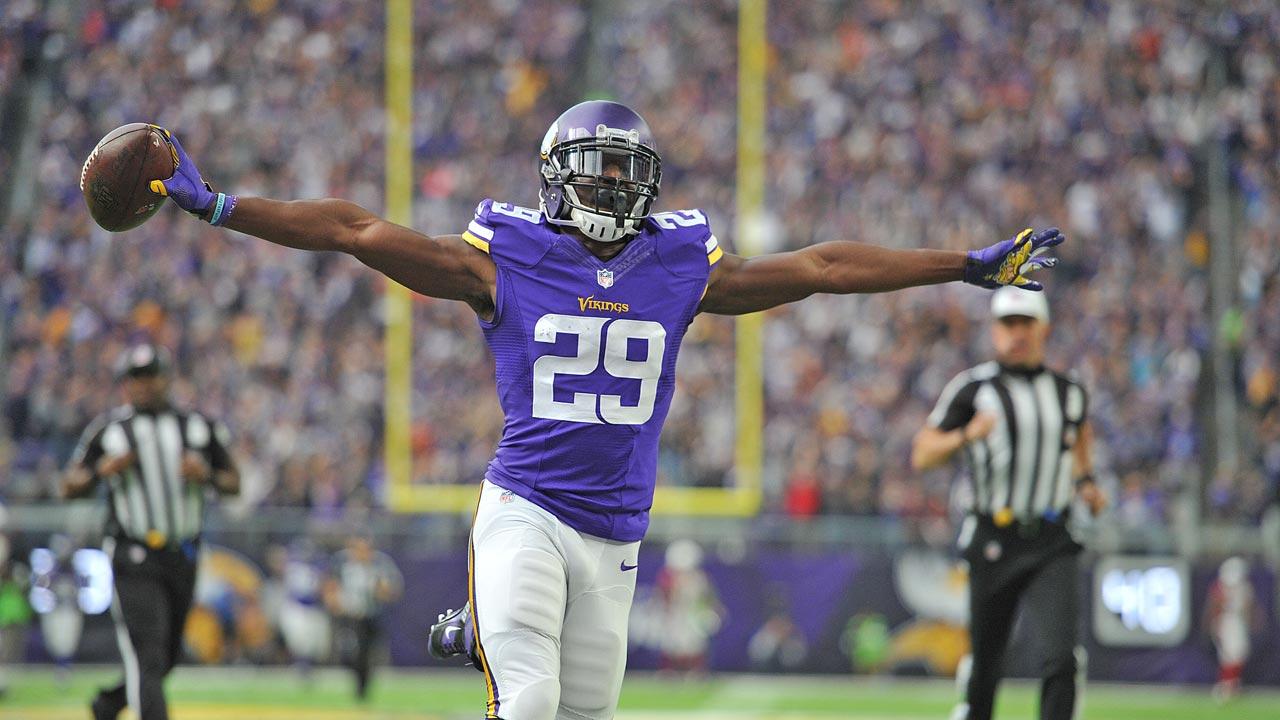 Minnesota Vikings CB Xavier Rhodes a potential Pro Bowler cares