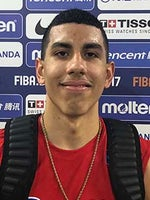 Andre Curbelo is a Point Guard from Puerto Rico.