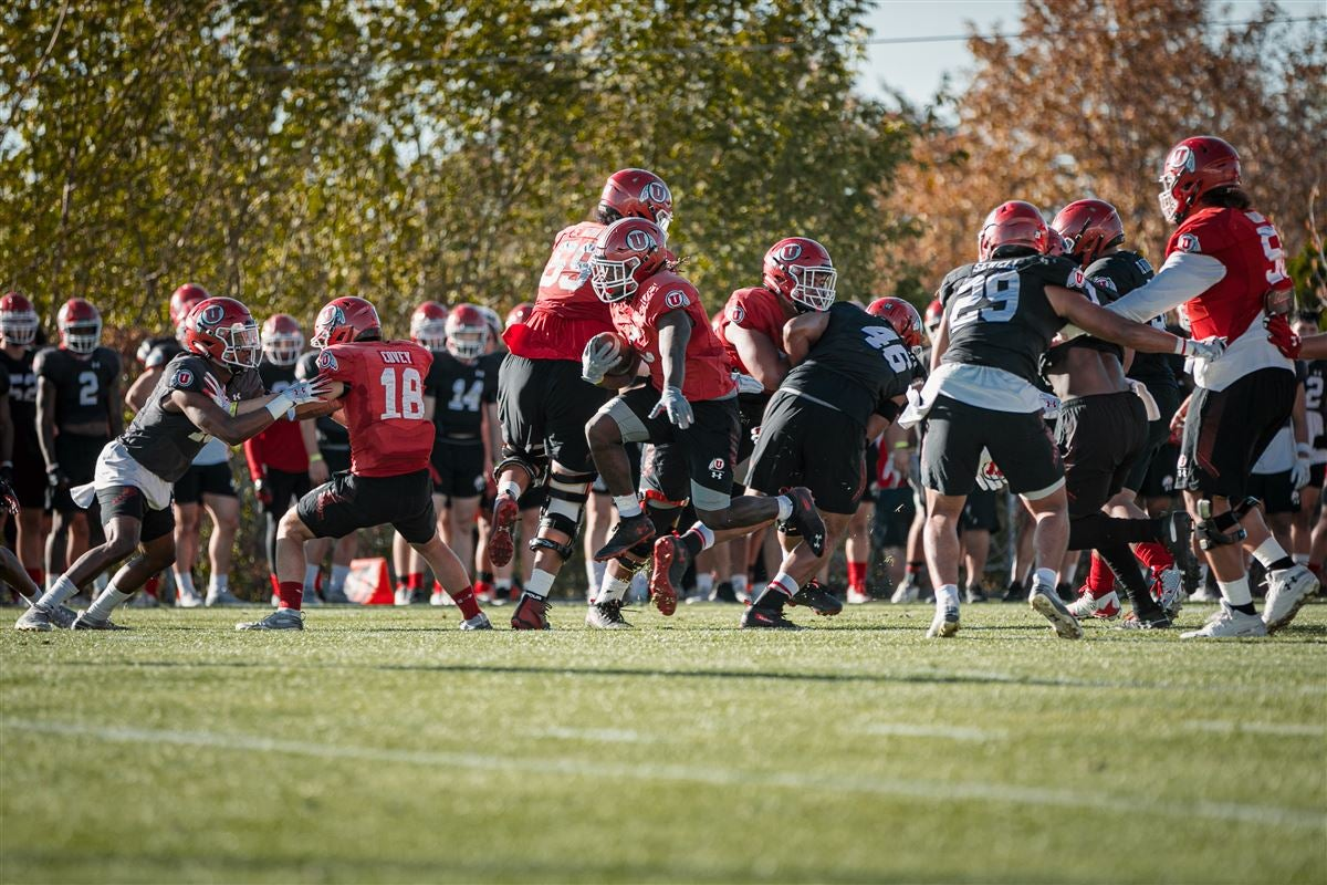 Clarity being gained for the Utes after Saturday's scrimmage
