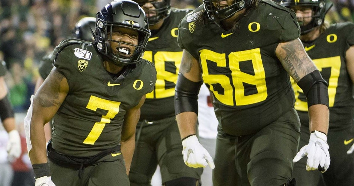 Early bowl projection released for the Oregon Ducks
