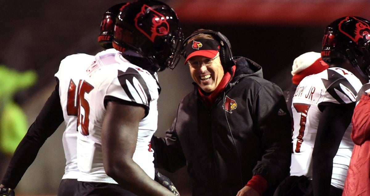 Satterfield: No one would have dreamed of Louisville bowling