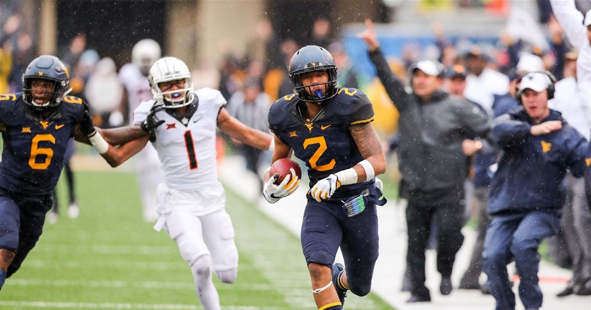 Pro Scouts: Former Mountaineer an NFL first rounder