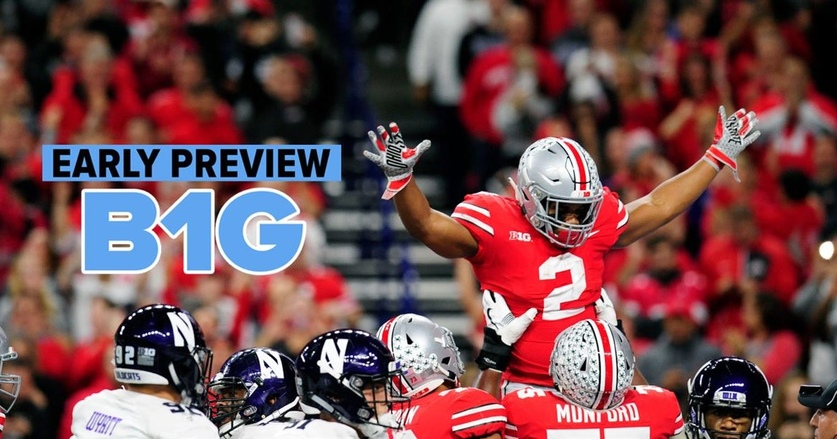 Conference Breakdown: Looking at the Big Ten heading into 2019