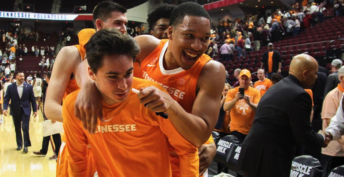 Is this the best Tennessee basketball team of all time?