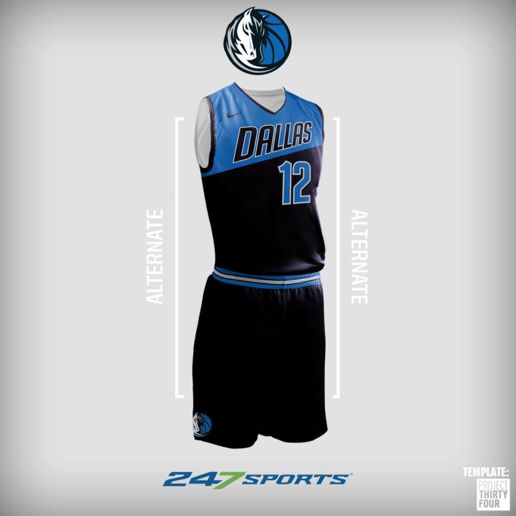 quality design 156c6 3e8be Look: NBA uniform concepts for some of the league's best teams
