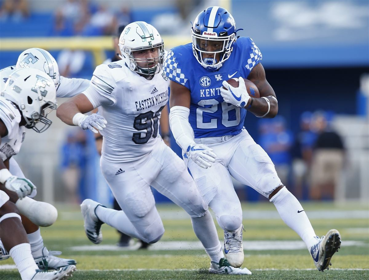 Kentucky buys out 2019 Eastern Michigan road game