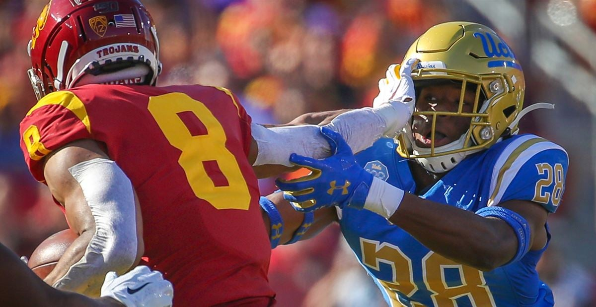 Altered Ucla Football Season Will Start Against Two Rivals