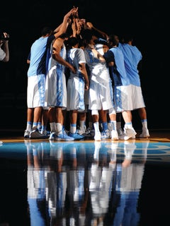 North Carolina Releases Mens Basketball Schedule