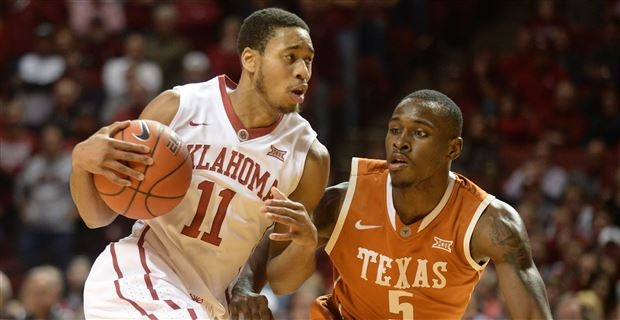 Image result for Oklahoma vs Texas basketball