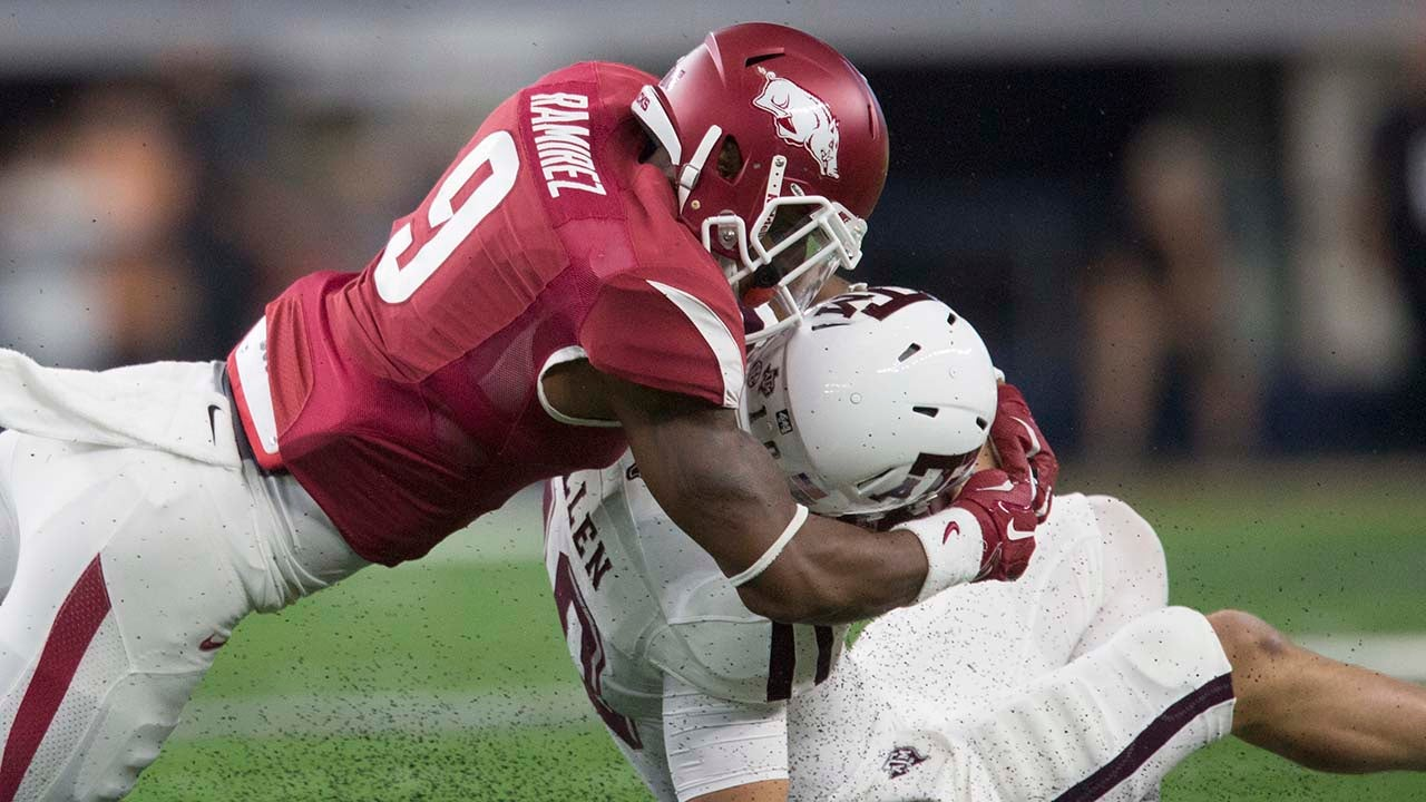 Arkansas secondary in reliable hands of Ramirez