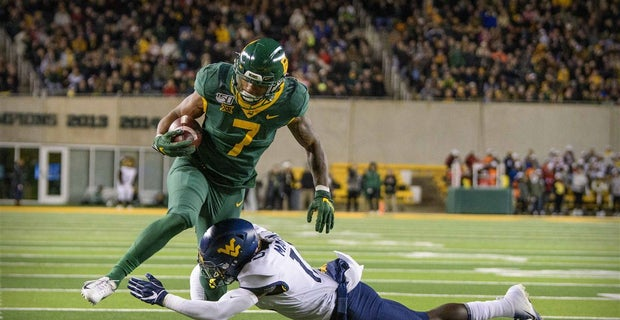 Notes And Stats From The Game Baylor Vs West Virginia