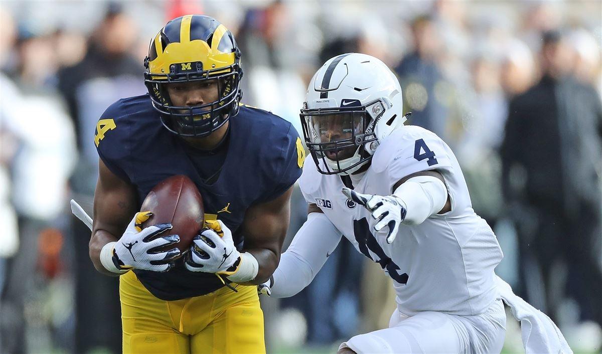 bbef0eb4e6d16 Michigan pummels Penn State  Lions worst loss since 2016