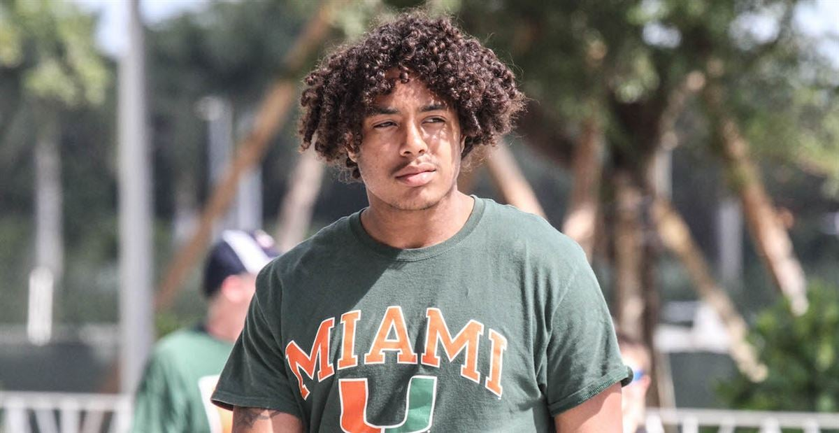 Confirmed Recruits at Miami's Spring Game