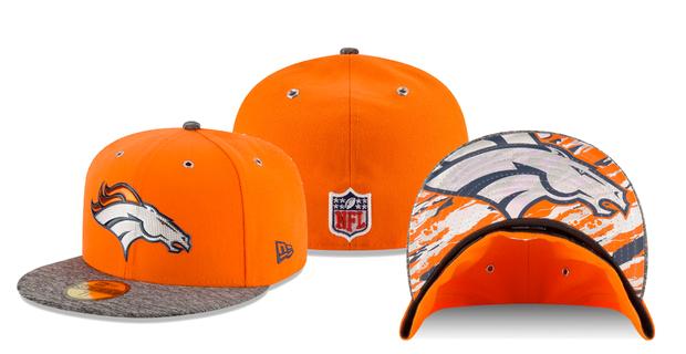 Get your Denver Broncos 2016 NFL Draft hat f9c4cd92be7