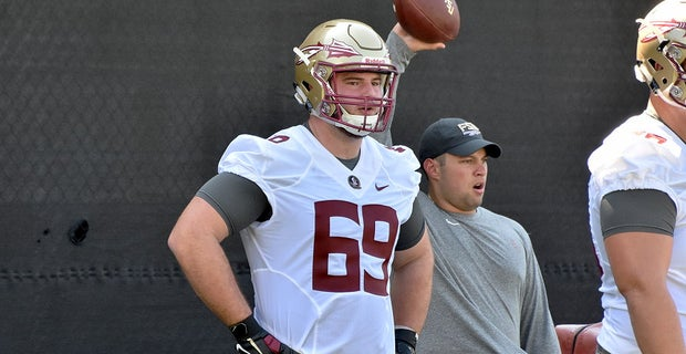 Alabama lands grad transfer OL Landon Dickerson from FSU