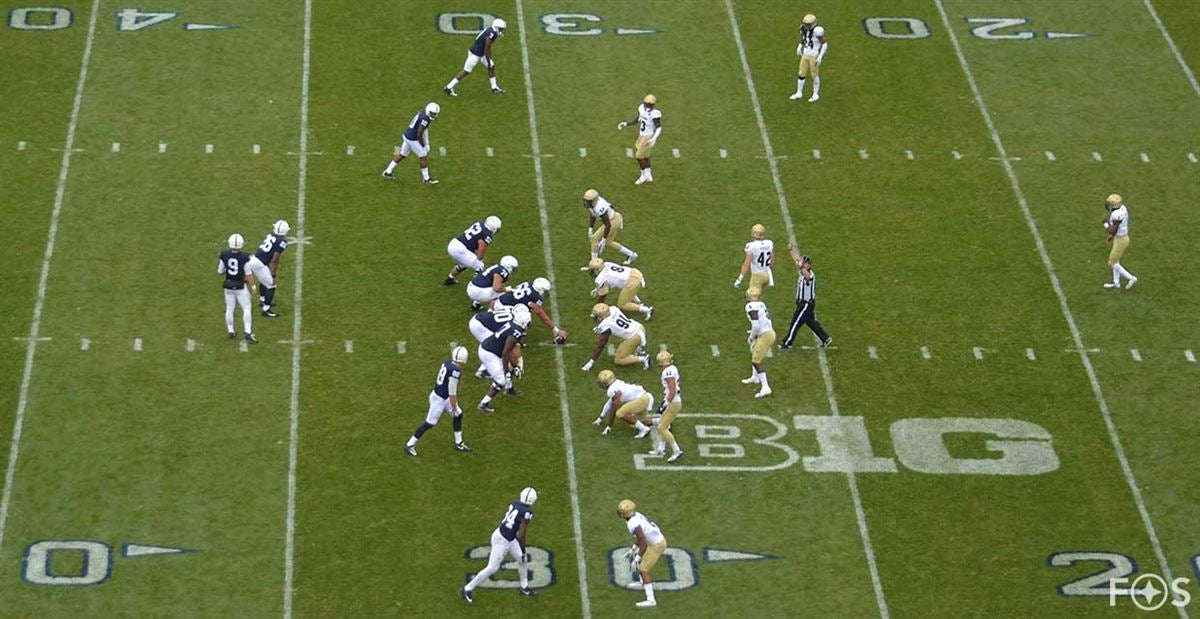 Penn State Frame Game: Little Guys Throwing Big Blocks Gallery Slides