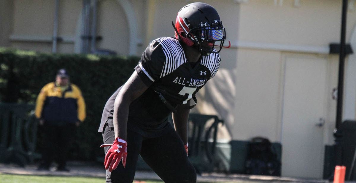 42774baaaf0 Future Buckeye named captain at Under Armour All-America Game