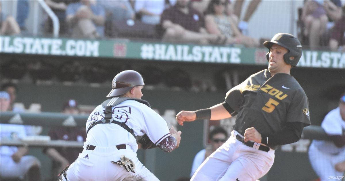 Mississippi State Baseball Jack Kruger