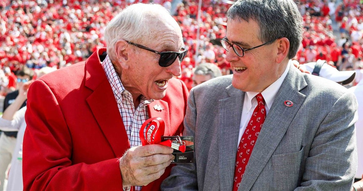 Vince Dooley: Georgia headed for new heights under Kirby Smart