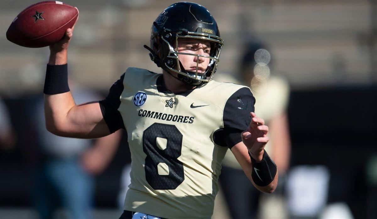 Ken Seals plans to remain at Vanderbilt, per his father