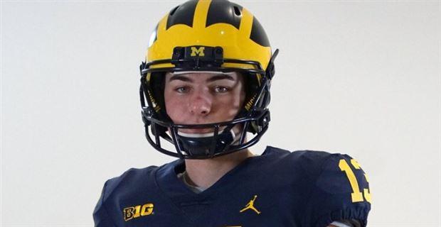 Northville (MI) 2018 K Jake Moody commits to Michigan