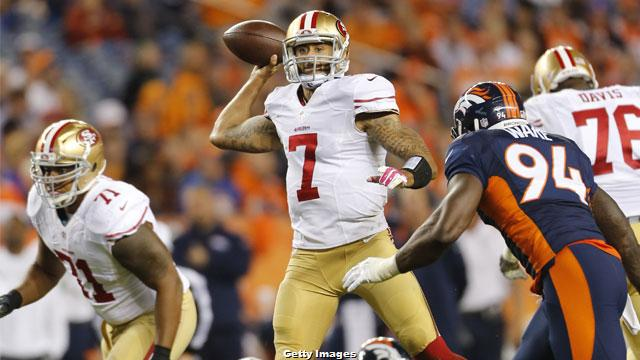 Elway rules out adding Kaepernick: 'Colin had chance to be here'