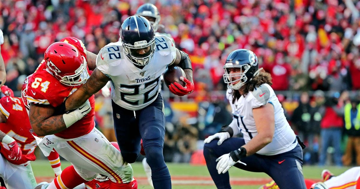 WATCH: Derrick Henry's top plays of 2019 season in NFL