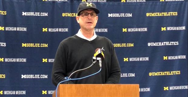 Harbaugh breaks down four of Michigan's new signees