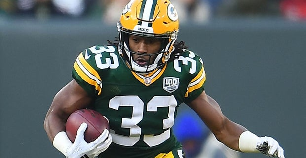 What The Aj Dillon Selection Could Mean For Aaron Jones