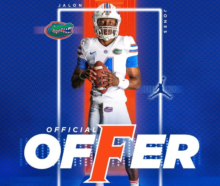 LOOK: Multiple recruits share UF official offer