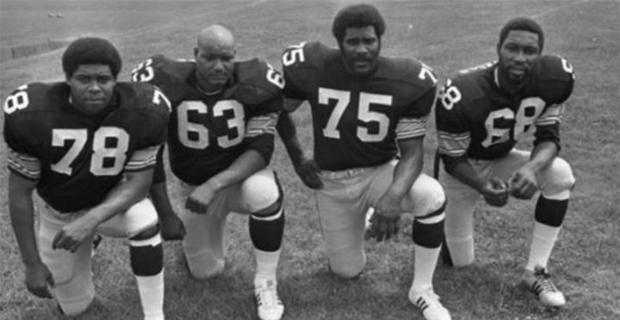 Image result for the steel curtain