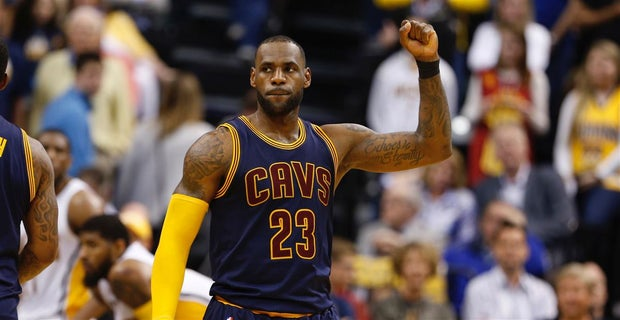 6b2660273081 How much will LeBron s NBA career play into the story