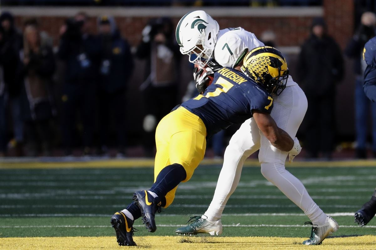 Michigan proud of discipline, says its 'classier' than MSU