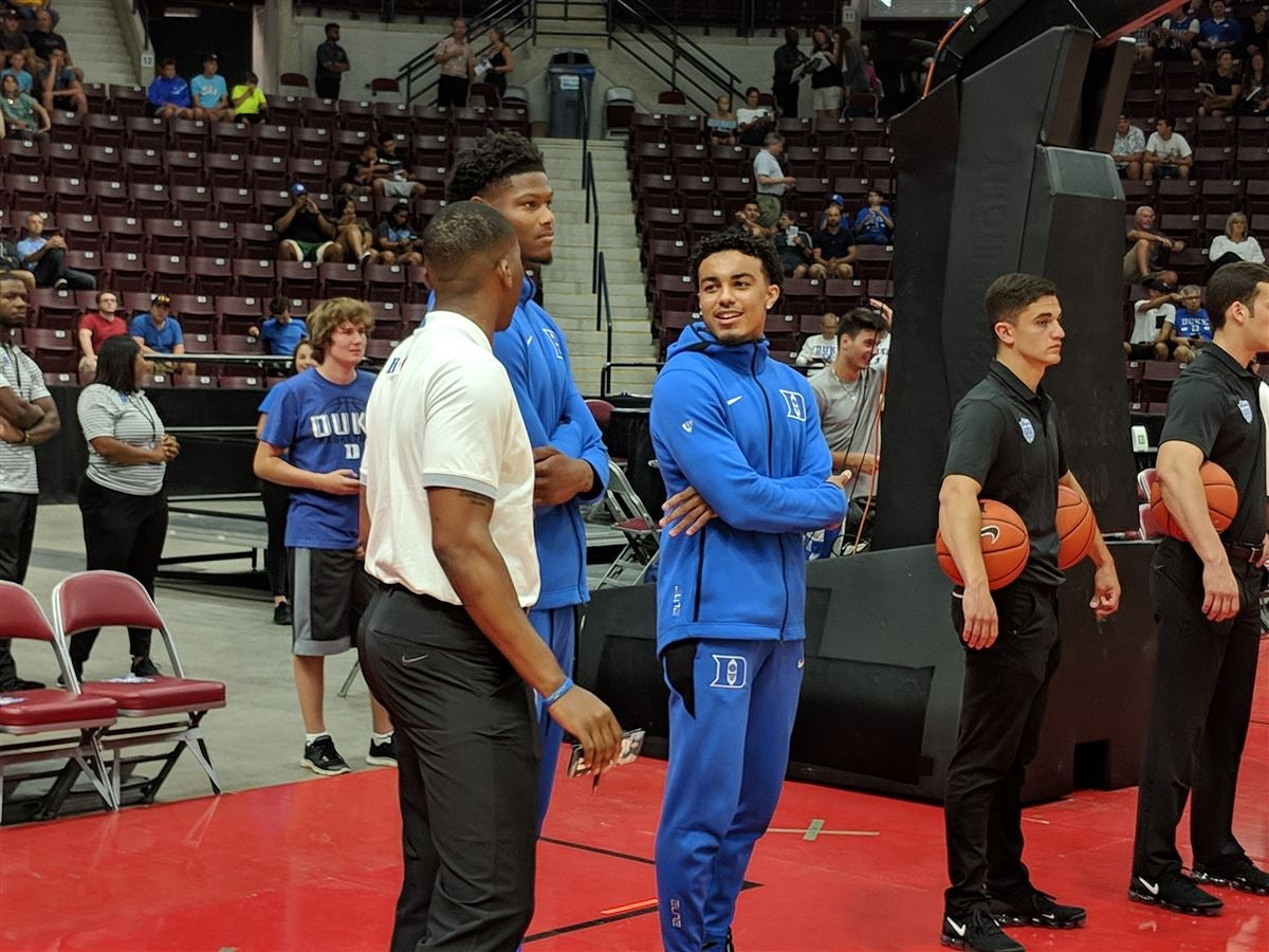 Preview: Duke continues Canadian exhibition tour shorthanded