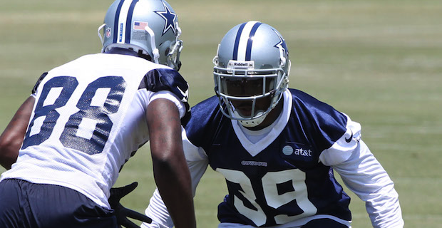 Dallas Cowboys practice notes  Monday 91dbcdcf1