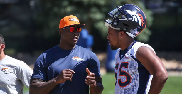 197f52bf5af Denver s  pass-rush  experiment with Ware is paying dividends