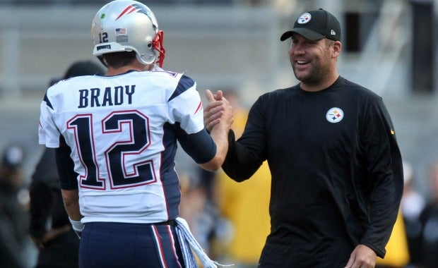 Big Ben reveals what Tom Brady wrote on his personalized jersey