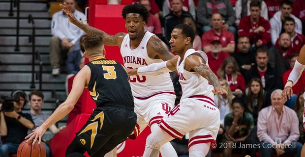 Iu Basketball Schedule Starts Slow Then Goes Into Overdrive